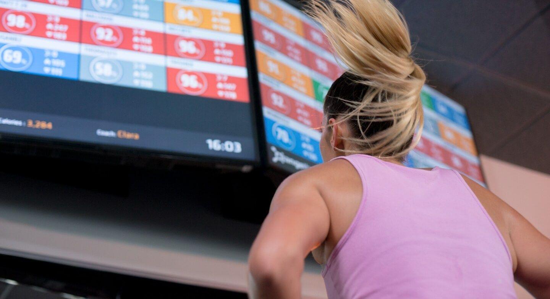 la tecnologia Orangtheory Fitness