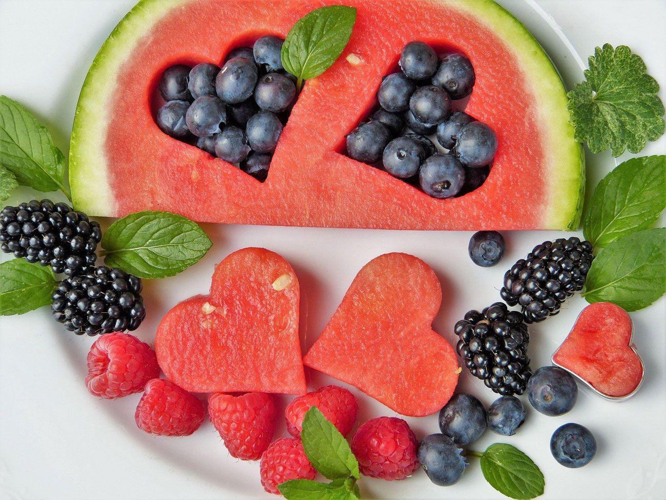 dieta fitness con verduras